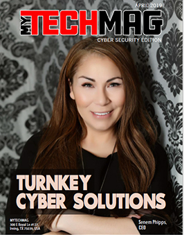 MYTECHMAG Magazine Cyber Security Edition Apr 2019