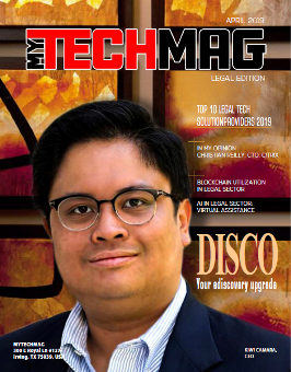 MYTECHMAG Magazine Legal Edition Apr 2019