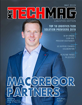 MYTECHMAG Magazine Logistics Edition May 2019