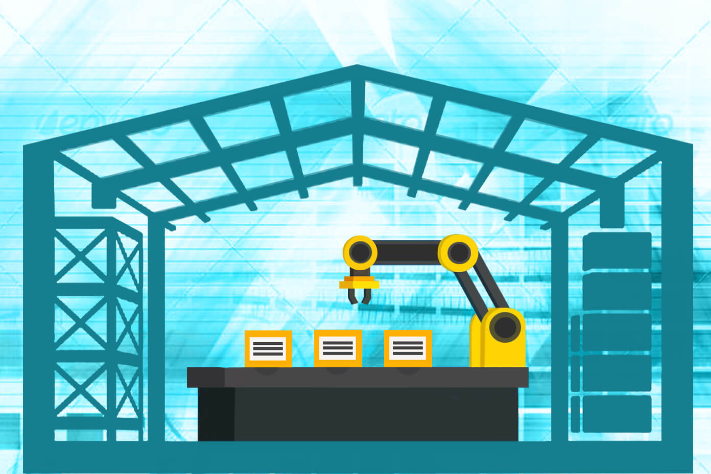 How Automation can help today's Warehouse Workers?